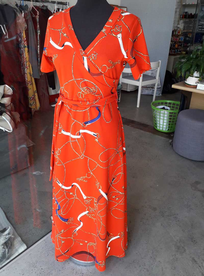 Made to order by Sew Elegant