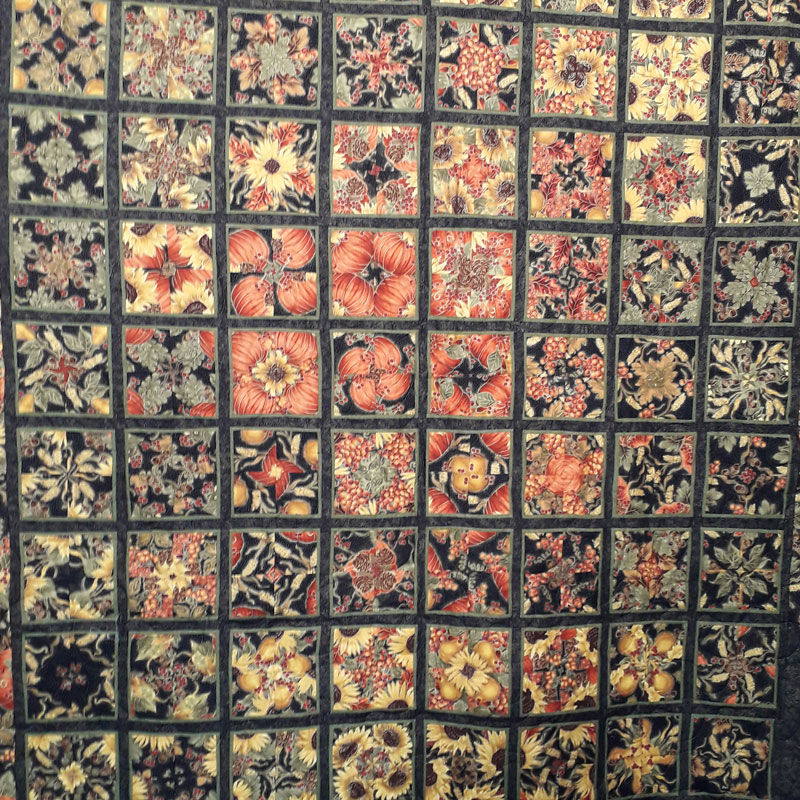 Quilt by Pat Mostert
