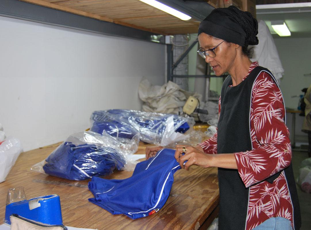 Behind the scenes at Sew Elegant