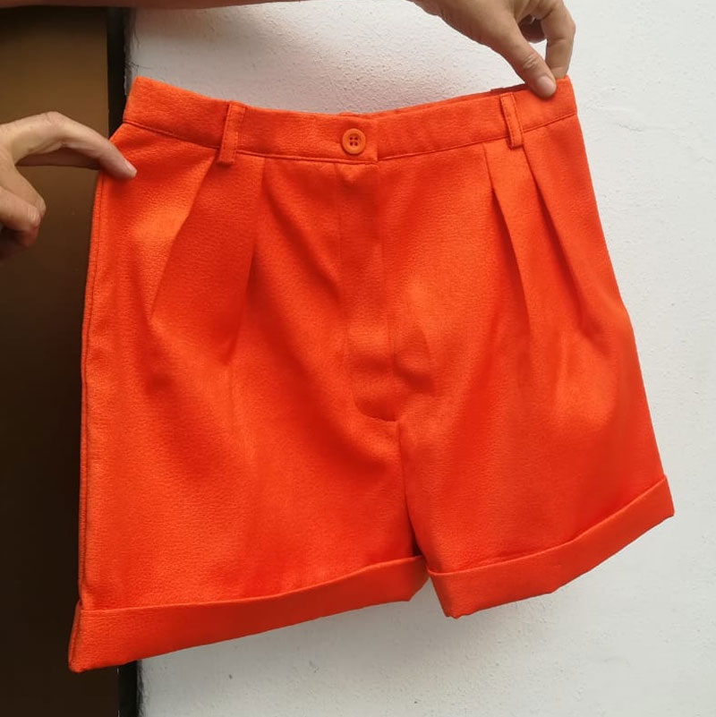Shorts designed and made by Sew Elegant