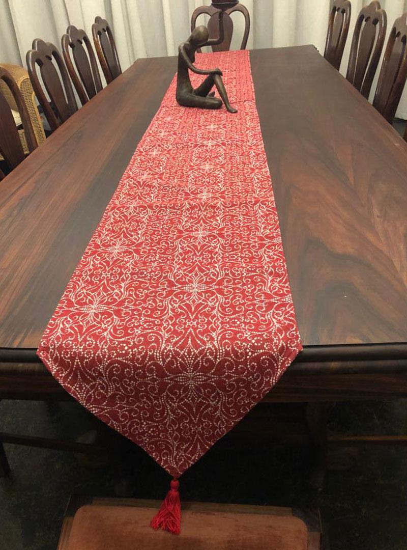 Table Runner | Soft furnishings by Sew Elegant