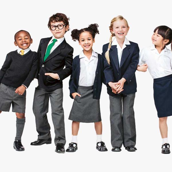 School uniforms by Sew Elegant